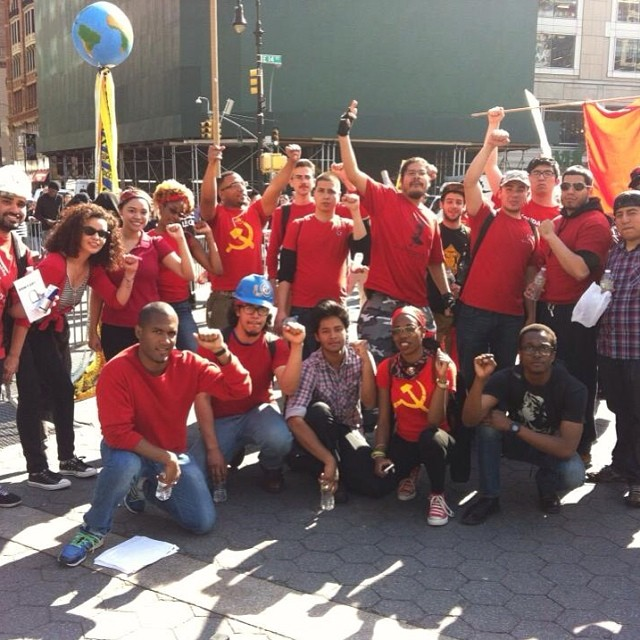 Calling revolutionaries throughout the US for May Day 2015